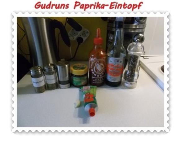 Eintopf: Paprika-Eintopf - Rezept - Bild Nr. 4