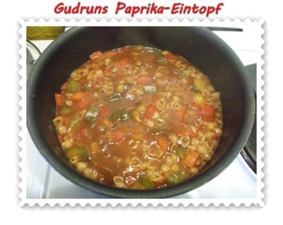 Eintopf: Paprika-Eintopf - Rezept - Bild Nr. 10