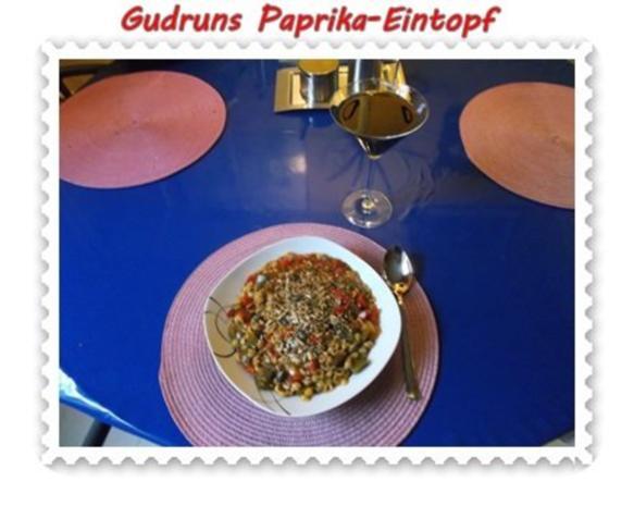 Eintopf: Paprika-Eintopf - Rezept - Bild Nr. 12