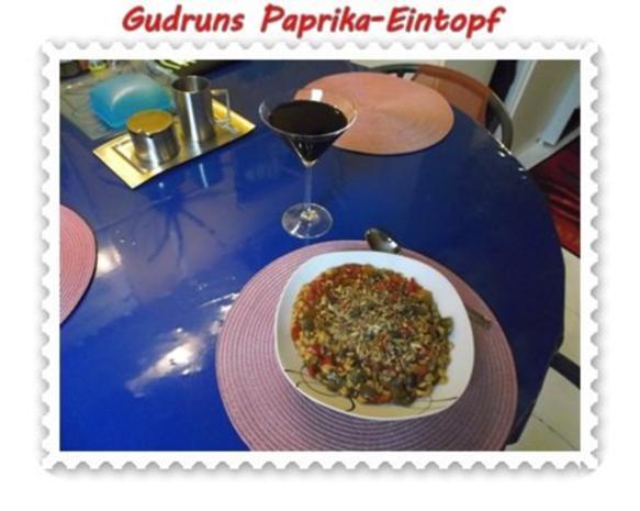 Eintopf: Paprika-Eintopf - Rezept - Bild Nr. 14