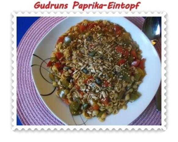 Eintopf: Paprika-Eintopf - Rezept - Bild Nr. 15
