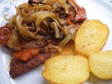 Fleisch: Schaschlik-Leberkäse - Rezept
