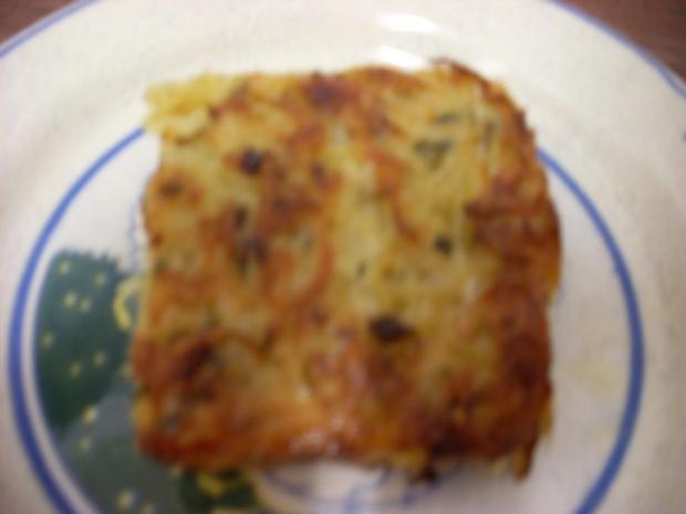 Kartoffelterrine - Rezept