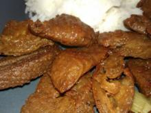 Vegetarische Ente (Mock Duck) - Rezept