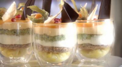 Südseetraum - Torte im Glas (Bernd Neuner) - Rezept