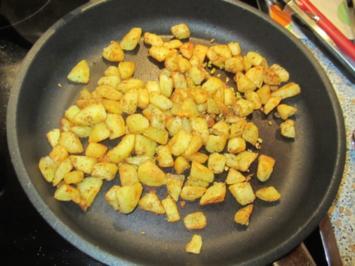 Harissa-Kartoffeln - Rezept