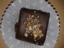 Baumkuchen-Petit-Fours  (ergibt ca. 30 Stck.) - Rezept