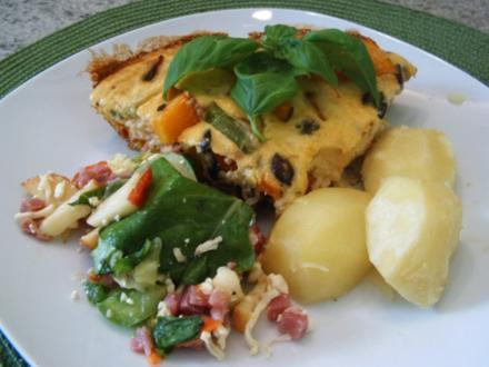 Kürbis-Tortilla - Rezept