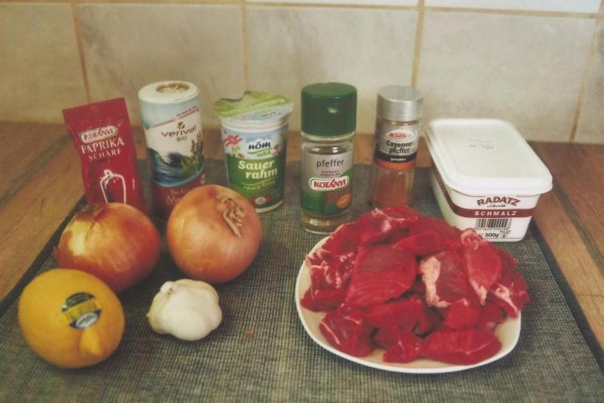 Gulasch Ohne Anbraten Lafer Rezepte Kochbarde