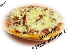 Sisserl's ~ * Pizza pikante die 2. * - Rezept