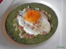 Mangold - Suppe ... - Rezept