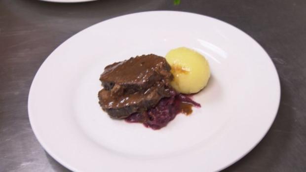 Rheinischer Sauerbraten - Rezept