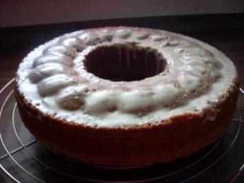 Joghurt-Zitronen-Kuchen - Rezept