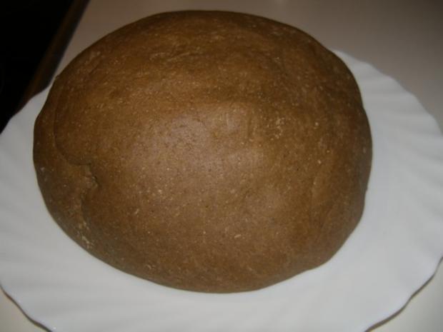 Honigkuchen - Grundteig - Rezept