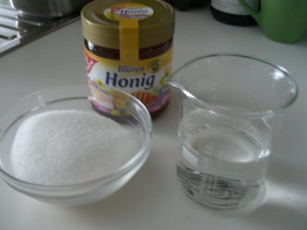 Honigkuchen - Grundteig - Rezept - Bild Nr. 2