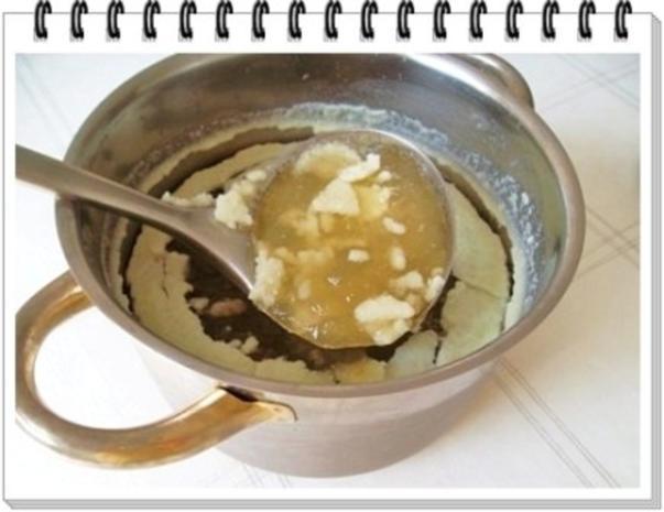 Champignons-Steinpilze  Cremesuppe - Rezept - Bild Nr. 7