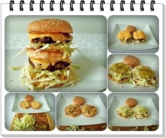 ❈ Big Mac ❈ selber machen - Rezept - Bild Nr. 2