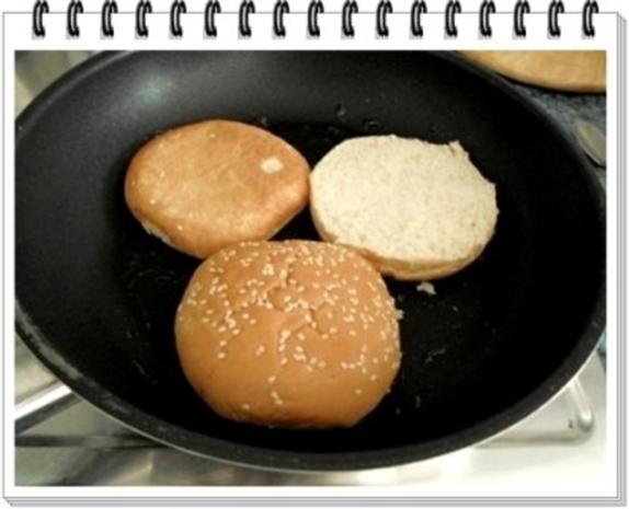 ❈ Big Mac ❈ selber machen - Rezept - Bild Nr. 6