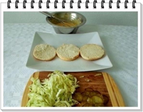 ❈ Big Mac ❈ selber machen - Rezept - Bild Nr. 7