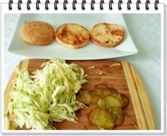 ❈ Big Mac ❈ selber machen - Rezept - Bild Nr. 8
