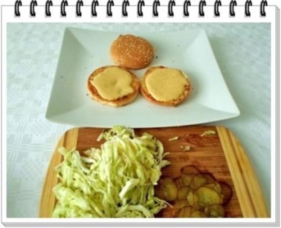 ❈ Big Mac ❈ selber machen - Rezept - Bild Nr. 10