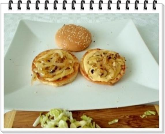 ❈ Big Mac ❈ selber machen - Rezept - Bild Nr. 11