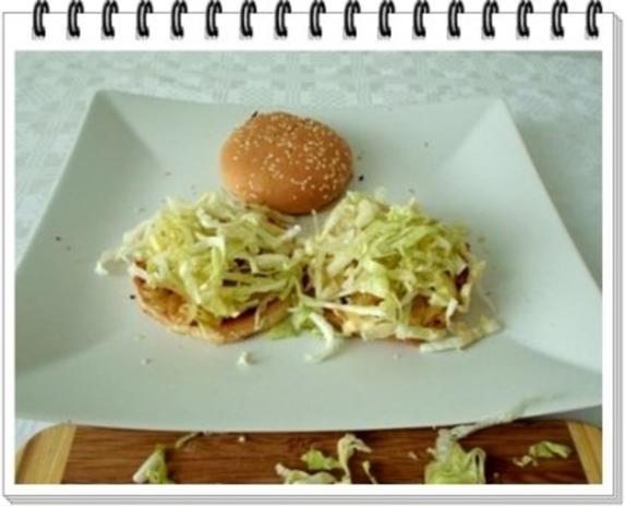 ❈ Big Mac ❈ selber machen - Rezept - Bild Nr. 12