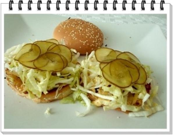 ❈ Big Mac ❈ selber machen - Rezept - Bild Nr. 13