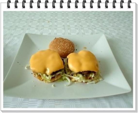 ❈ Big Mac ❈ selber machen - Rezept - Bild Nr. 16
