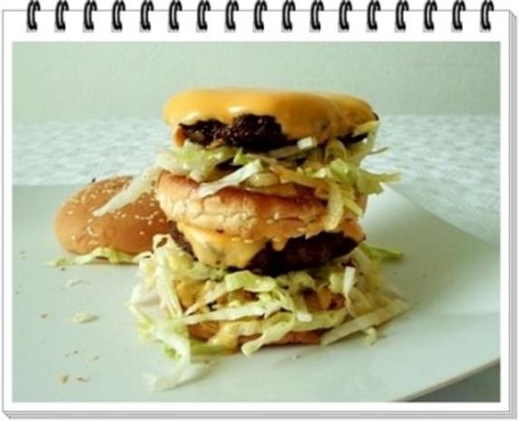❈ Big Mac ❈ selber machen - Rezept - Bild Nr. 18