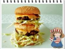 ❈ Big Mac ❈ selber machen - Rezept