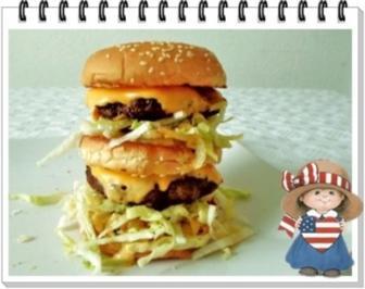 Rezept: ❈ Big Mac ❈ selber machen