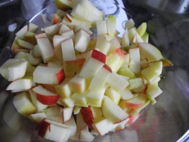 Vegan : Orangen - Apfel - Rotkraut - Rezept - Bild Nr. 9
