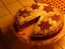 Mandel- Zimt -Kuchen - Rezept