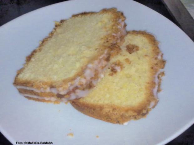Zitronen-Streuselkuchen - Rezept - Bild Nr. 3