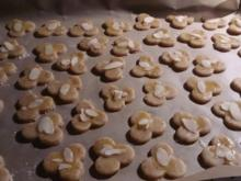 Englische Ingwer Kekse - Rezept