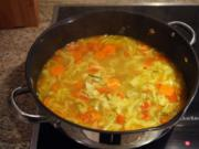 Krauteintopf ~ vegetarisch, asiatisch angehaucht ~ - Rezept