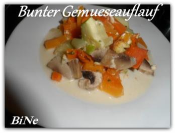BiNe` S BUNTER GEMUESEAUFLAUF - Rezept - Bild Nr. 2
