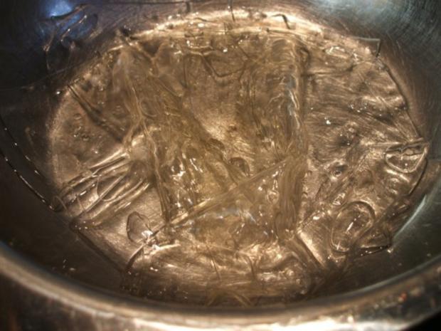 Dessert: Orangenbuttermilch - Rezept - Bild Nr. 3