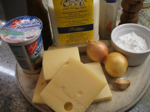 Käse: Schweizer Käsefondue für Kinder - Rezept