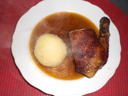 Ente gebraten - Rezept