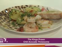 The Kings Prawn Chili Avocado Threesome (Miranda Leonhardt) - Rezept