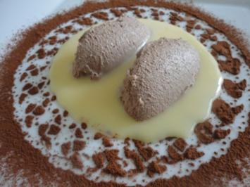 Mousse au chocolade - mit Gelinggarantie - Rezept