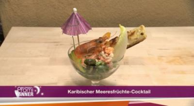 Caribbean Seafood-Cocktail (Silva Gonzalez) - Rezept