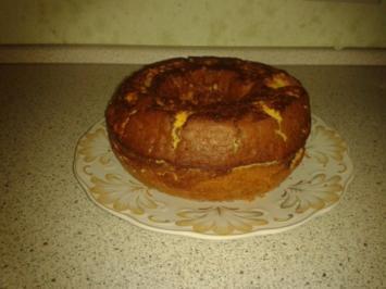 Rezept: Amarylis schneller Marmor-Kuchen