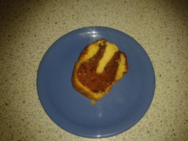 Amarylis schneller Marmor-Kuchen - Rezept - Bild Nr. 2
