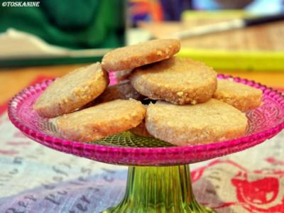 Honigkuchen-Plätzchen - Rezept