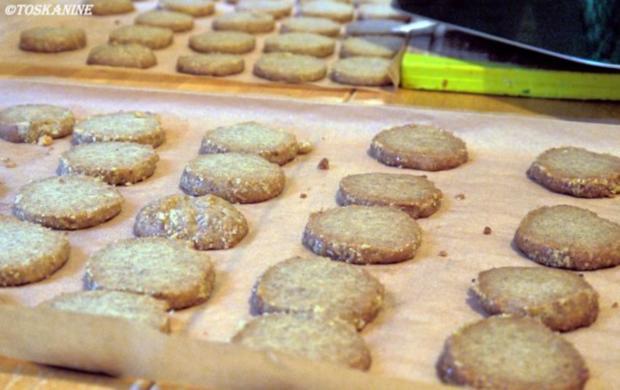Honigkuchen-Plätzchen - Rezept - Bild Nr. 13