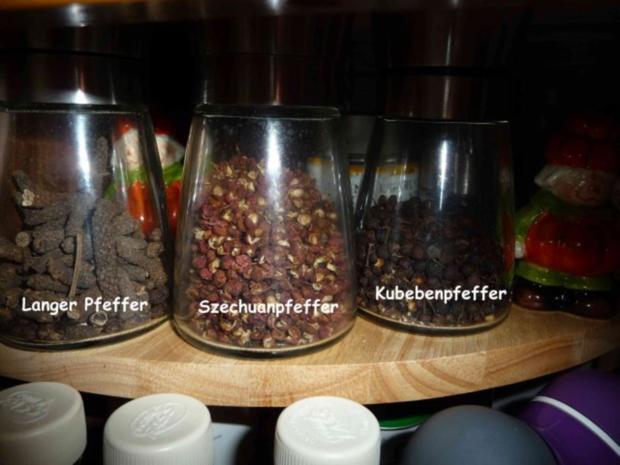 Vegan : Soja - Gulasch an Gemüse - Rezept - Bild Nr. 18