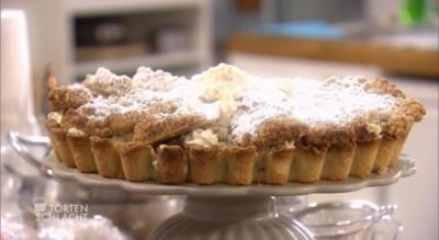 Friesentorte mit Crumblewich (Dr. Eva Schaefers) - Rezept